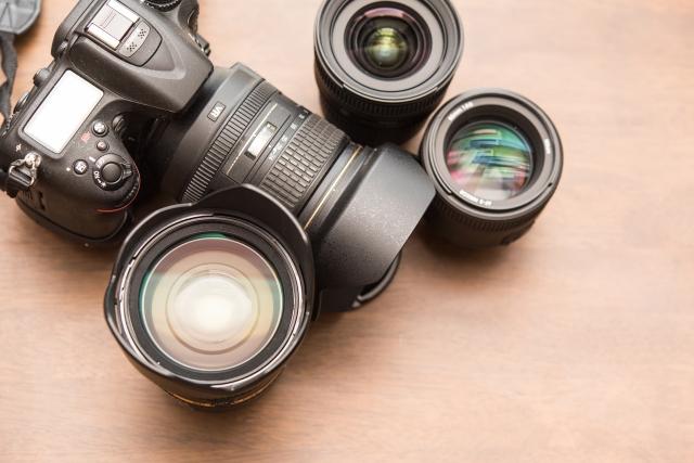 一眼カメラ