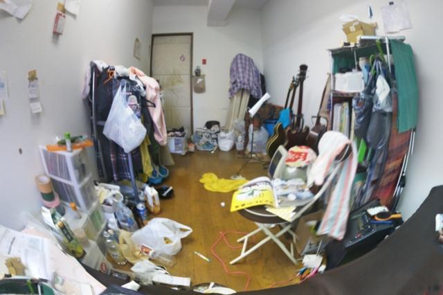 ごみの部屋