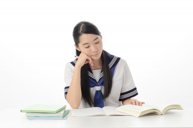中学生の勉強態度